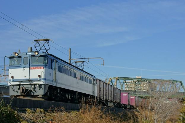 Photos: 5087レ【EF65 2081牽引】
