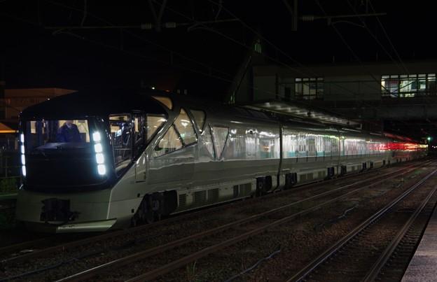 "E001系""TRAIN SUITE 四季島"" 試運転"