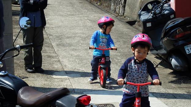 自転車 3