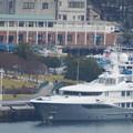 見知らぬ船 (APRIL - Yacht)