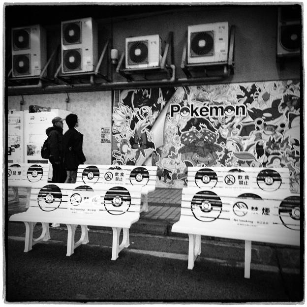 新宿、旧バスターミナル