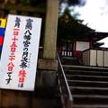 富岡八幡宮へ