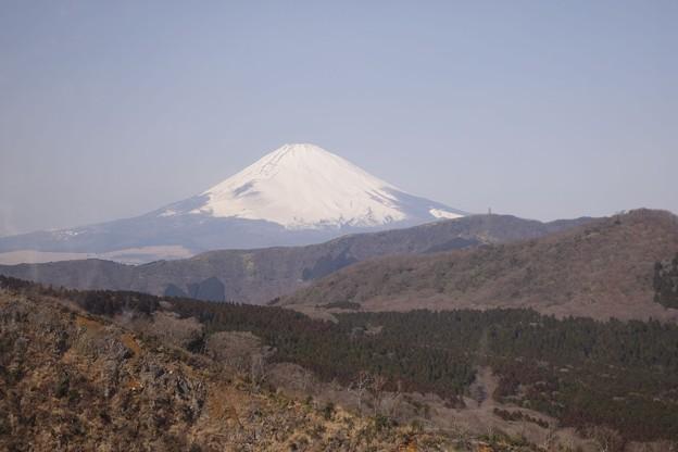 箱根ロープウエイからの景色(3)