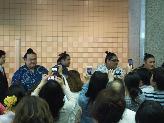 写真: 熊本支援募金