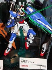 東京おもちゃショー2010 HG ダブルオークアンタ01