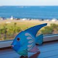写真: 海の見えるレストラン