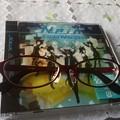 写真: new眼鏡買って帰宅したらサンホラのNein(初回版)届いてたww