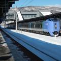 DMU Kiha 281 train-set