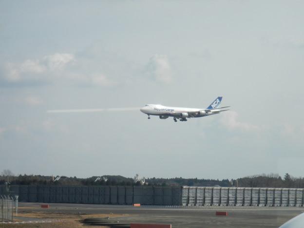 Nippon Cargo (NCA), Jumbo