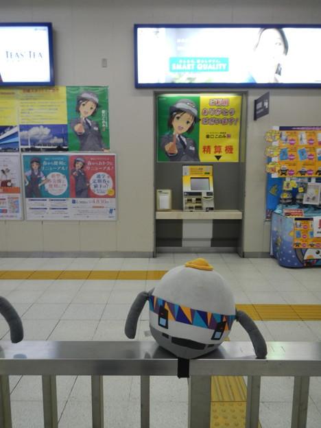 Yokohama Seaside Line, mascot