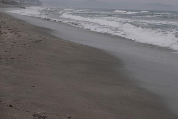 時化(しけ)~春の海