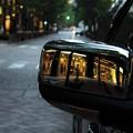黄昏のストリート