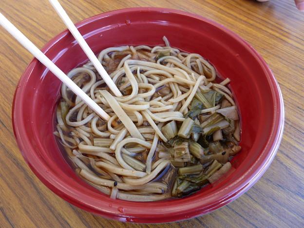 開田のすんき蕎麦