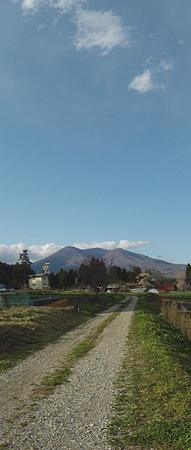 里山の春…