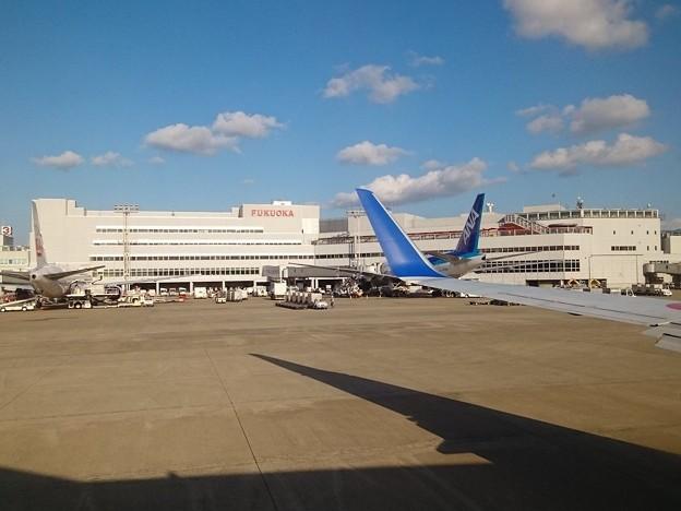 沖縄画像福岡空港