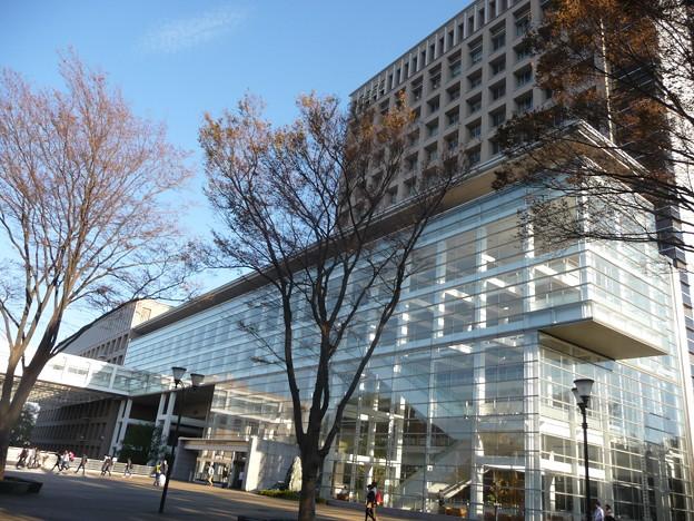 日本大学生物資源棟1