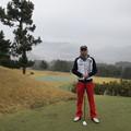 Photos: 足利カントリークラブ10番ホールの幹事
