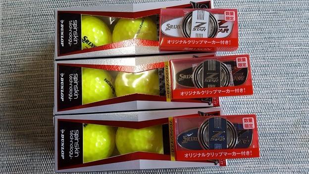 Photos: 足利カントリークラブプラチナ会員権ご購入のお客様にゴルフボール1スリーブプレゼント!!