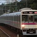 Photos: 京王7000系LED車(7724F) 準特急橋本行き