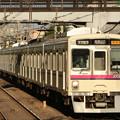京王7000系(7707F+7422F) 準特急高尾山口行き