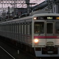 京王7000系(7701F+7806F) 準特急高尾山口行き