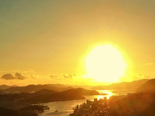 瀬戸内海の100京ボルトの太陽(無尽蔵)エネルギー2017.1.16