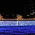 Photos: 三原城(浮城)築城450年記念イルミネーション6