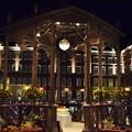 写真: ホテルヨーロッパの一景