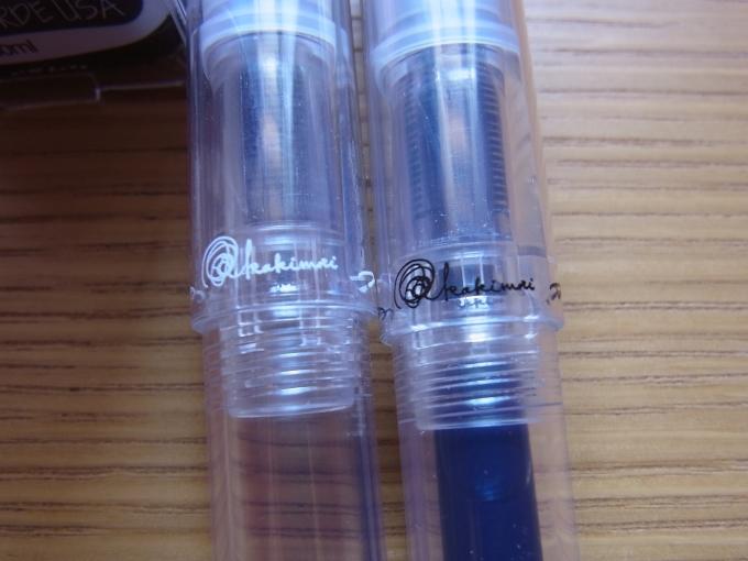 カキモリ ローラーボール 0.5mmと0.7mm (ロゴ)