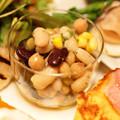 Photos: 豆のサラダ