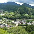 山寺・五大堂からの眺め