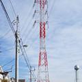 写真: 東京中線2060号鉄塔