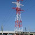 東京中線2093号鉄塔
