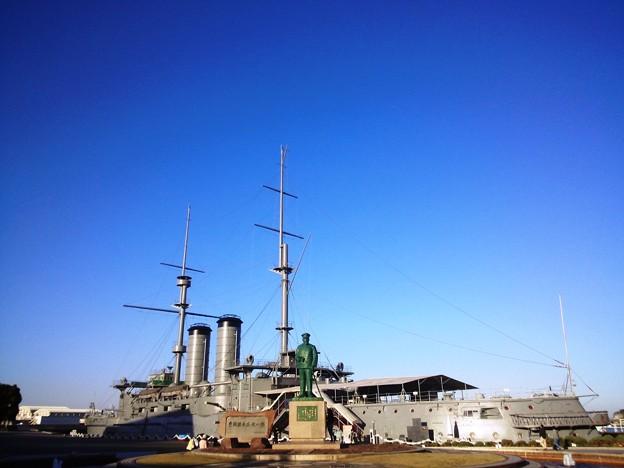 記念艦三笠 - KC4A6093