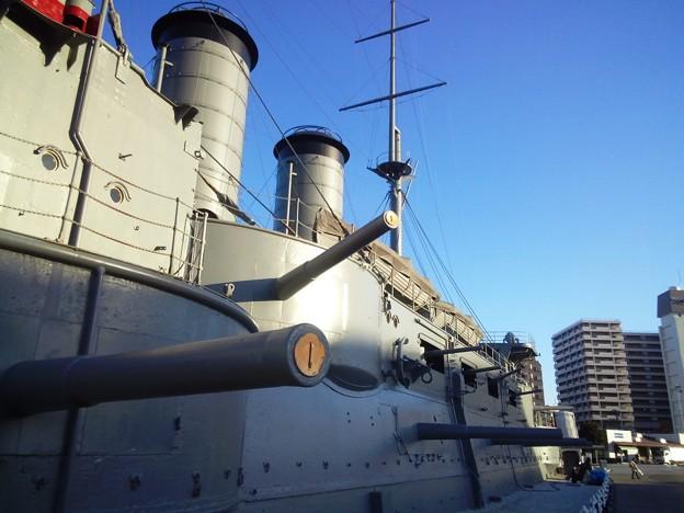 記念艦三笠 - KC4A6099