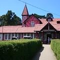 ヌワラエリヤの郵便局です