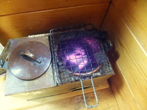 いい火になりました
