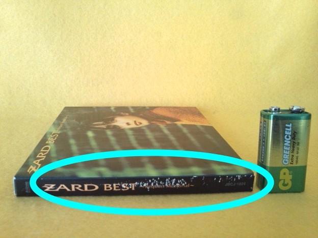 紙ケース 青囲み部分傷みご確認ください。ZARD BEST Request Memorial ザード CD
