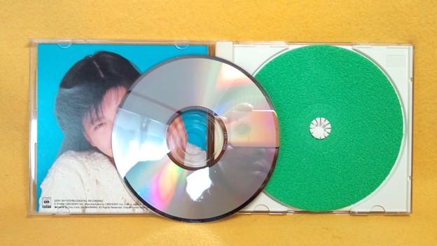 南野陽子 ジェラート CD 盤面2
