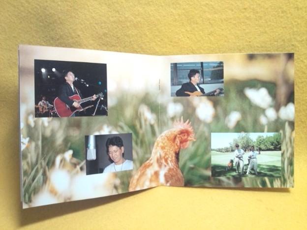 夢の時間 南こうせつ CD 歌詞カード3