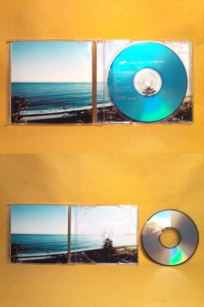 ザード TODAY IS ANOTHER DAY CD