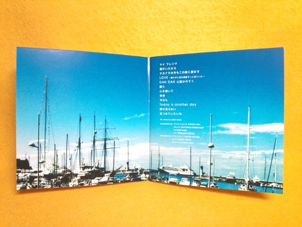 ZARD TODAY IS ANOTHER DAY CD アルバム