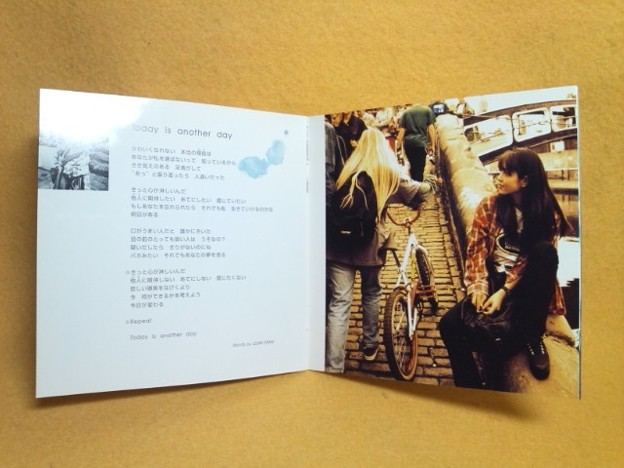写真: ZARD TODAY IS ANOTHER DAY CD 坂井泉水