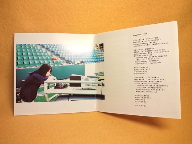 永遠 ZARD CD 歌詞カード 内容 坂井泉水