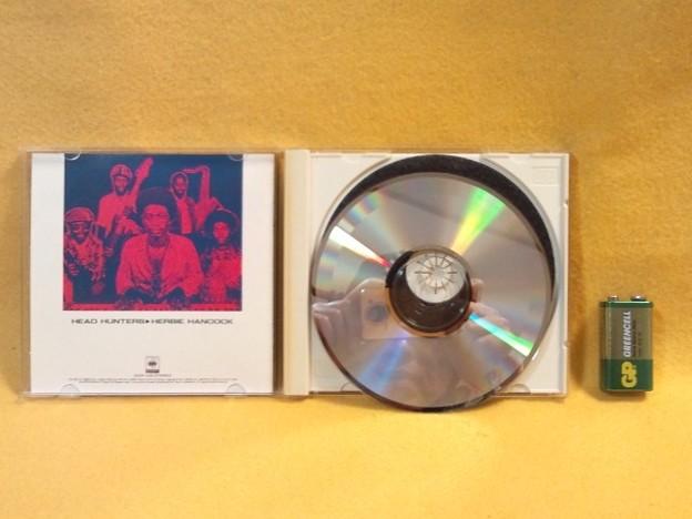 Photos: 32DP 438 HEAD HUNTERS HERBIE HANCOCK CD