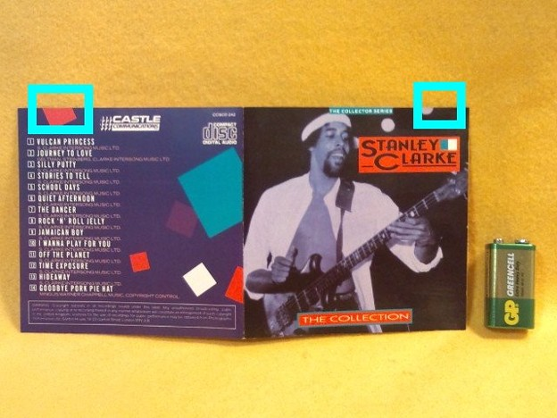 STANLEY CLARKE THE COLLECTION CD CCSCD 242