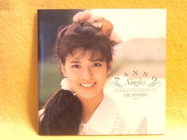 南野陽子 ナンノ シングルズ NANNO-Singles- CD