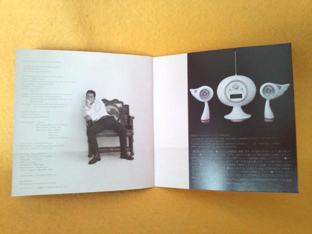 槇原敬之 Listen To The Music CD 秋の気配
