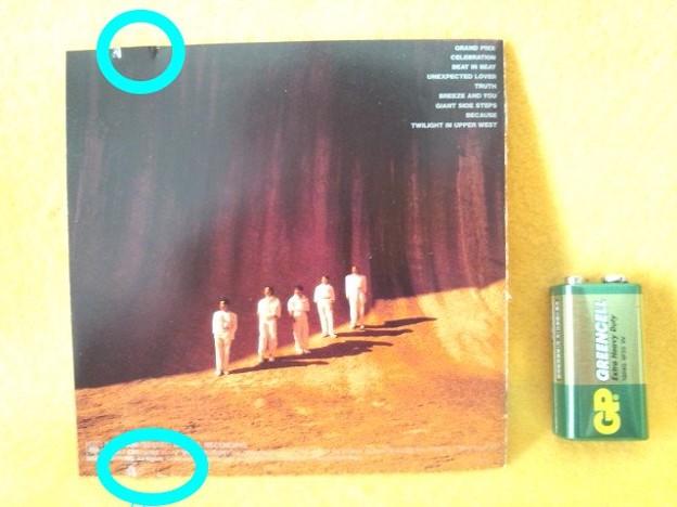 CD ザスクェア トゥルース