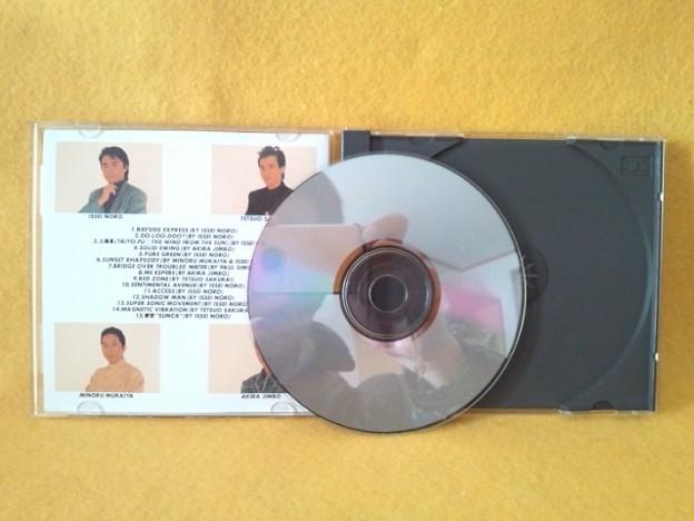 CASIOPEA  THE LAST MEMBERS CD
